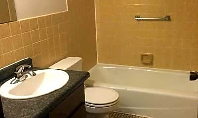 Bathroom, Elmwood Terrace, 2
