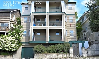 Building, 5608 15th Ave NE, 0