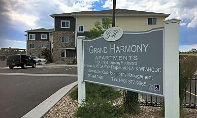 Grand Harmony Apartments, 1