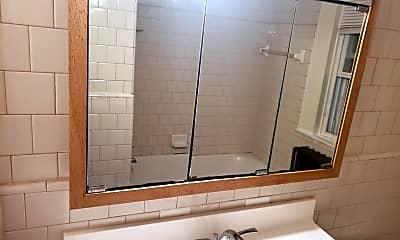 Bathroom, 202 W 28th St, 2