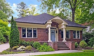 Building, 1430 Harvard Rd NE, 1