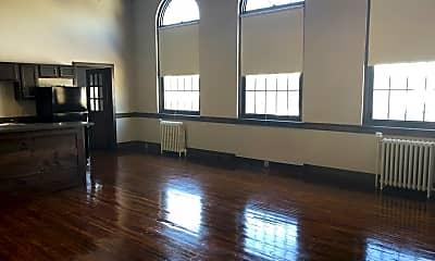Living Room, 105 N River St, 1