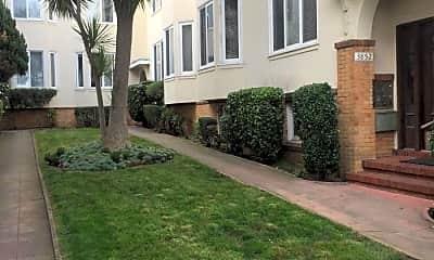 Building, 3852 California St, 1