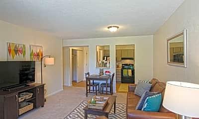 Living Room, University Hills, 1