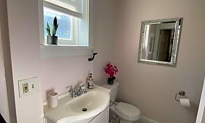 Bathroom, 37 Phila St 1, 2