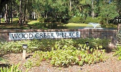Community Signage, 4032 NW 23rd Circle, 1