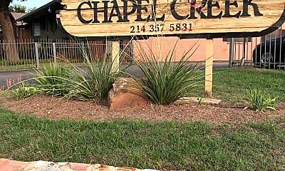 Chapel Creek Apartments, 1