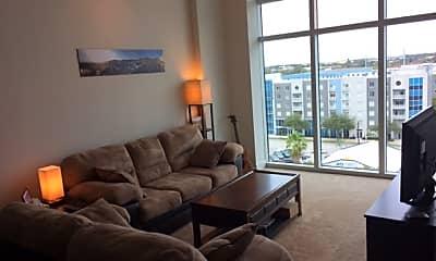 Living Room, 1208 E Kennedy Blvd Unit 818, 1