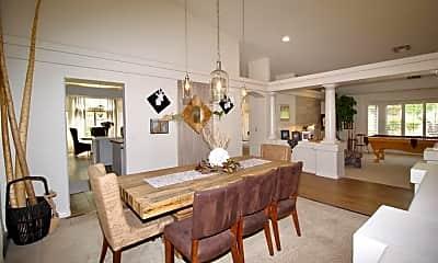 Dining Room, 2643 W Carla Vista Dr, 1