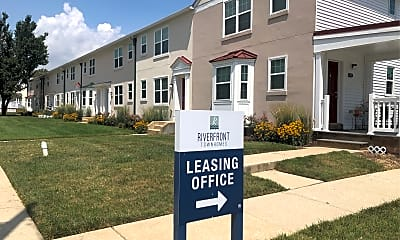 Riverfront Townhomes, 1