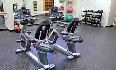 Fitness Weight Room, 2480 16th St NW, 2