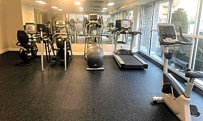 Fitness Weight Room, 110 Halsted St, 0