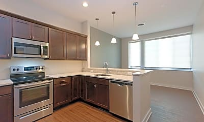 Kitchen, 101 Nott Terrace 206, 0