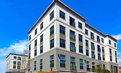 Building, The Leonard, 1