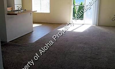 Living Room, 1031 W. Pine Ave, #3, 1