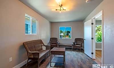 Living Room, 210 Cheney St, 1