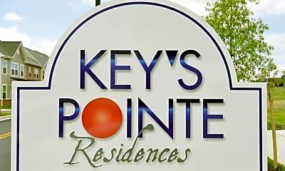 Community Signage, Key's Pointe, 2