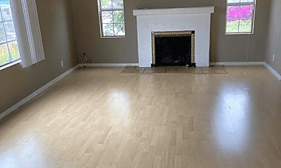 Living Room, 8520 Horner St, 1