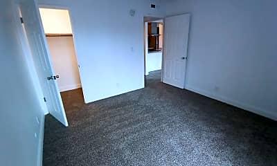 Bedroom, 1701 O St, 2