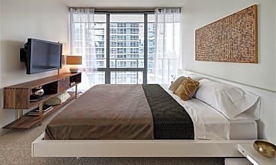 Bedroom, 130 E Randolph St, 1