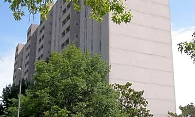 Building, Courtview Towers, 1