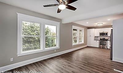 Living Room, 1742 NE 48th Ave, 1