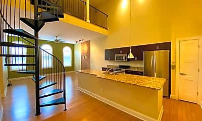 Kitchen, 1326 Vine St D, 1