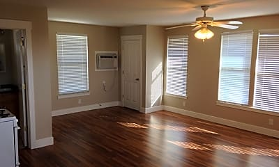 Living Room, 1833 Roth St, 1