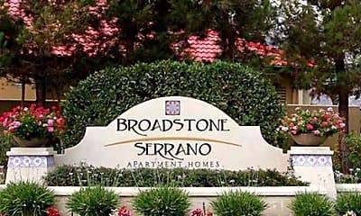 Community Signage, Broadstone Serrano, 1