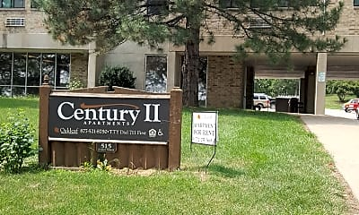 Century II Apartments, 1