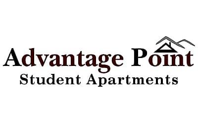 Community Signage, Advantage Point Student Apartments, 2