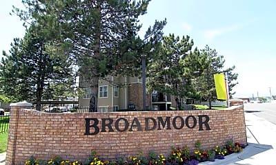 Building, Broadmoor Village, 1