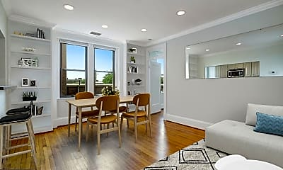 Dining Room, 2129 Florida Ave NW 408, 1