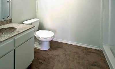 Bathroom, The Fountains, 2