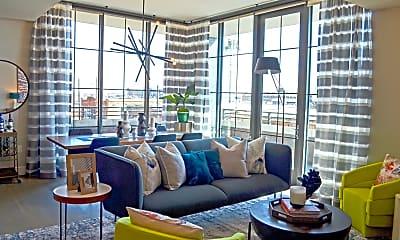 Living Room, The Hamilton, 0