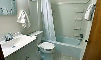 Bathroom, 907 Old Scalp Ave 230, 2