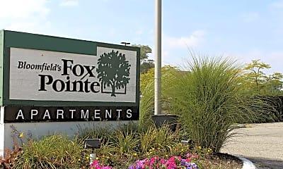 Community Signage, Bloomfields Fox Pointe, 1