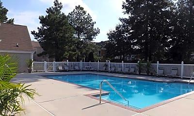 Pool, Arbor Lake, 2