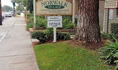 Norwalk Village, 1