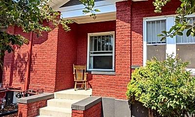 Patio / Deck, 2023 E 20th Ave, 1