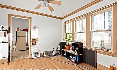 Living Room, 1110 E 11th St, 1