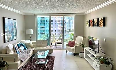 Living Room, 1155 Brickell Bay Dr 1008, 0