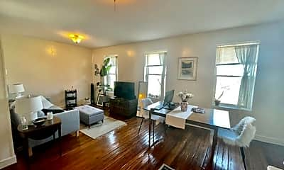 Living Room, 488 Commercial Street, 1