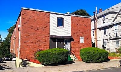 155 Wayne Apartments, 2