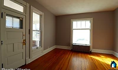 Living Room, 2960 P St, 1