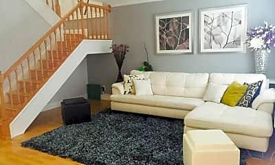 Living Room, 2206 Amberwood Ln, 2