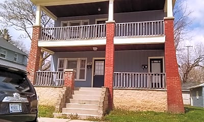 Building, 417 Webster St NW, 1
