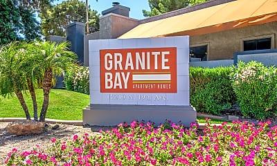 Community Signage, Granite Bay, 2