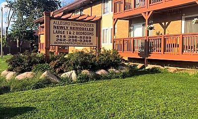 Allegro Apartments, 1