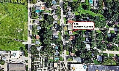 Community Signage, 920 Hudson Ave, 1